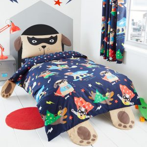 Catherine Lansfield Super Dog Duvet Cover