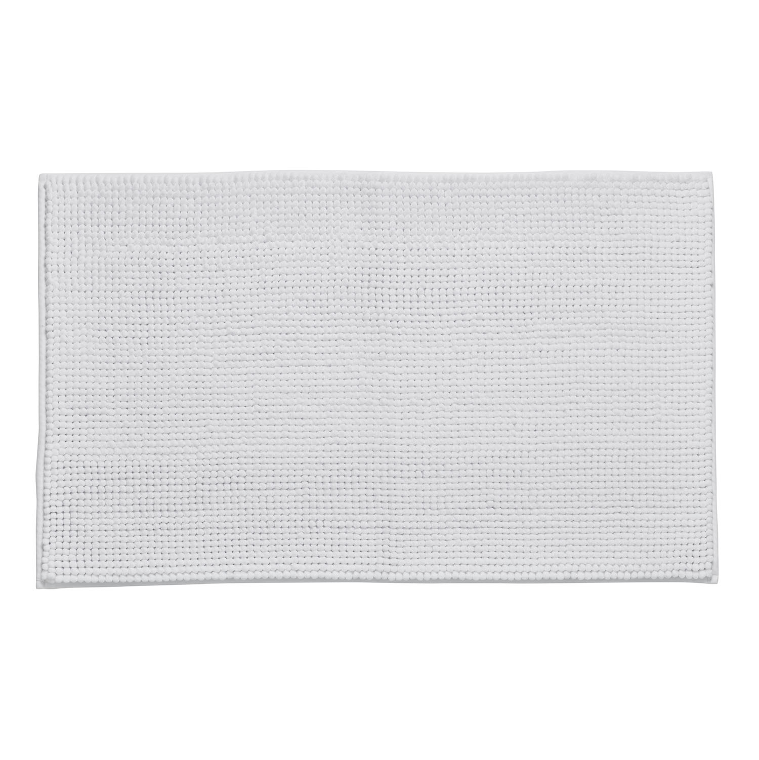 Catherine Lansfield Bobble Bath Mat - White