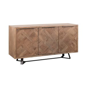 Riva 3 Door Sideboard