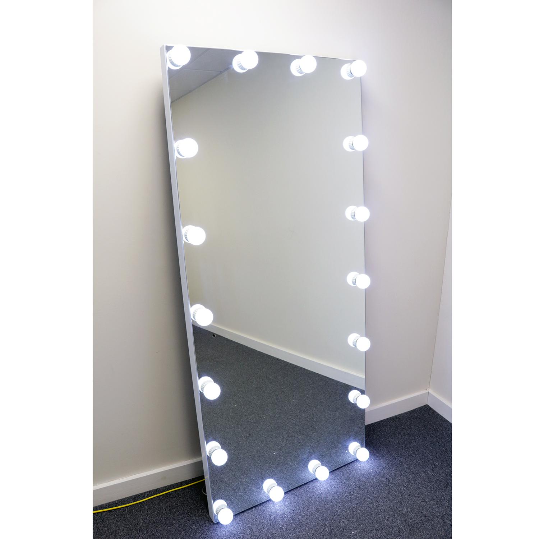 Hollywood Floor Mirror 1800mm x 800mm