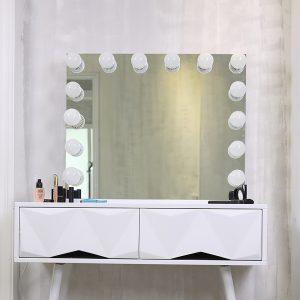 Hollywood Floor Mirror 650mm x 800mm