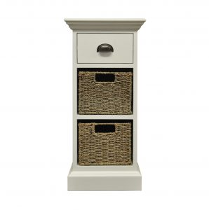 Stamford 1 Drawer 2 Basket Unit