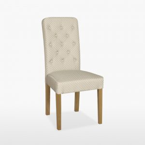 Lamont Button Back Chair Leather