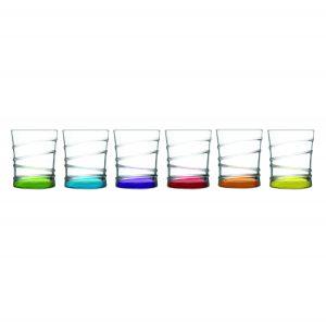LAV Box of Shot Glasses
