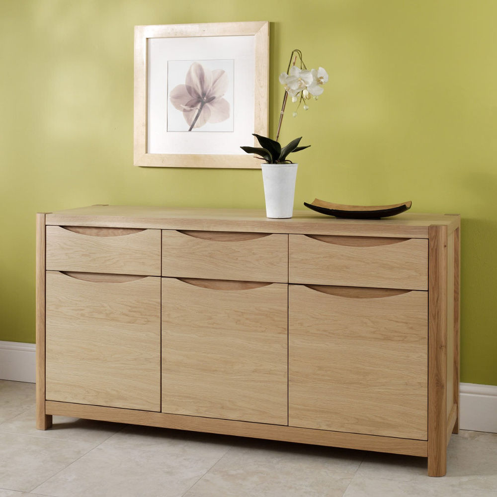 Malmo 3 Door Sideboard WN201
