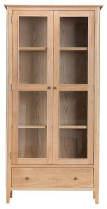 Woodley Display Cabinet