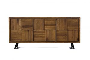 Camden Wide Sideboard Panelled