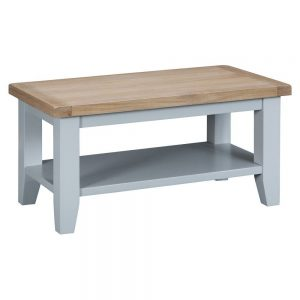 Henley Grey Small Coffee Table