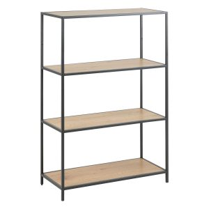 Lighthouse Tall 2 Shelf Bookcase