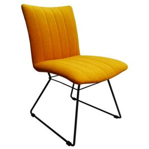 Spirit Dining Chair Saffron