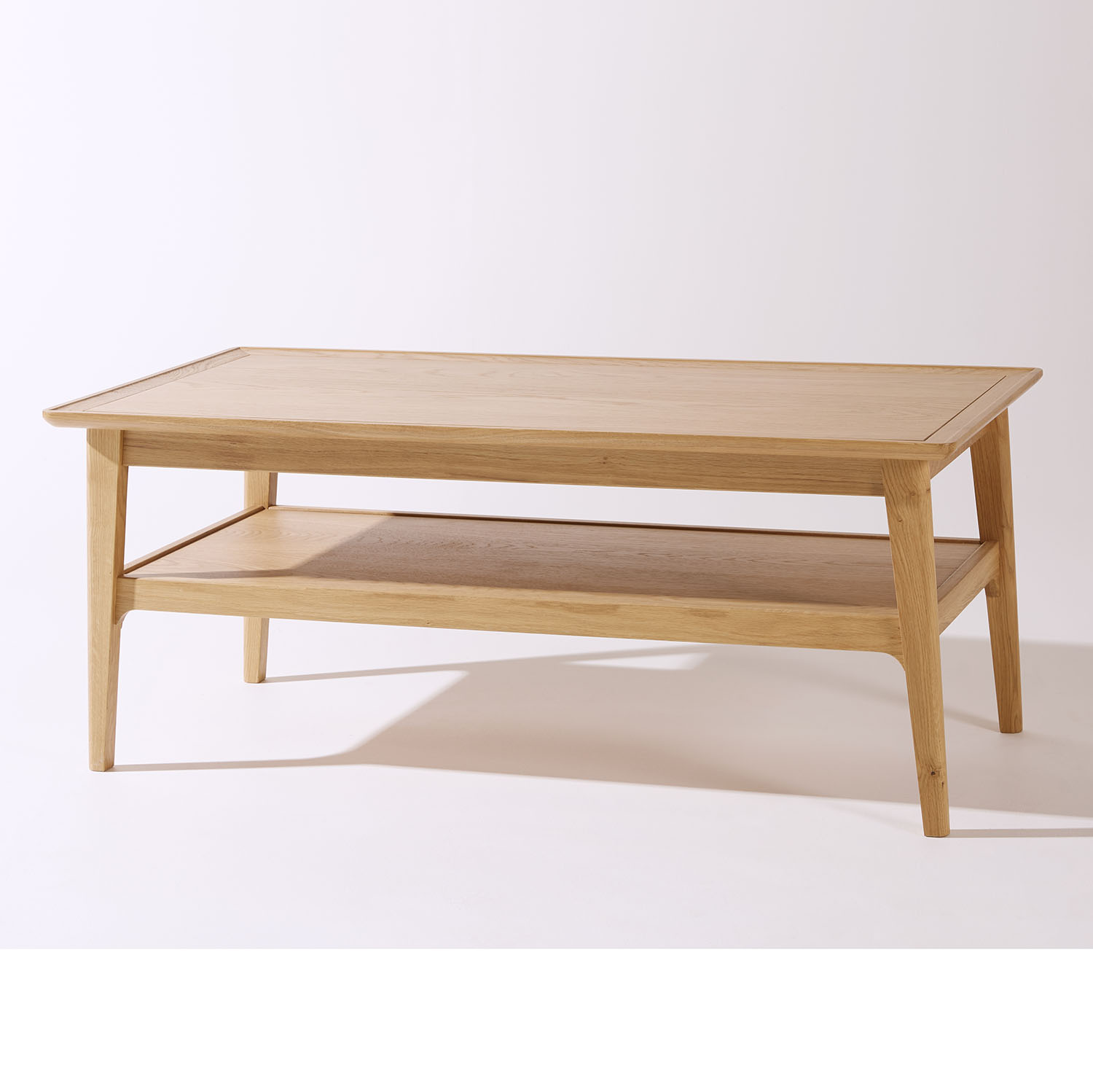 G Plan Cabinet Conti Coffee Table with Shelf