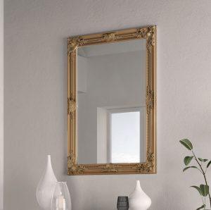 Rectangular Gold Frame 75x105