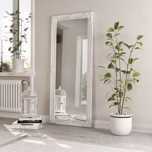 Leaner White Frame 75x165