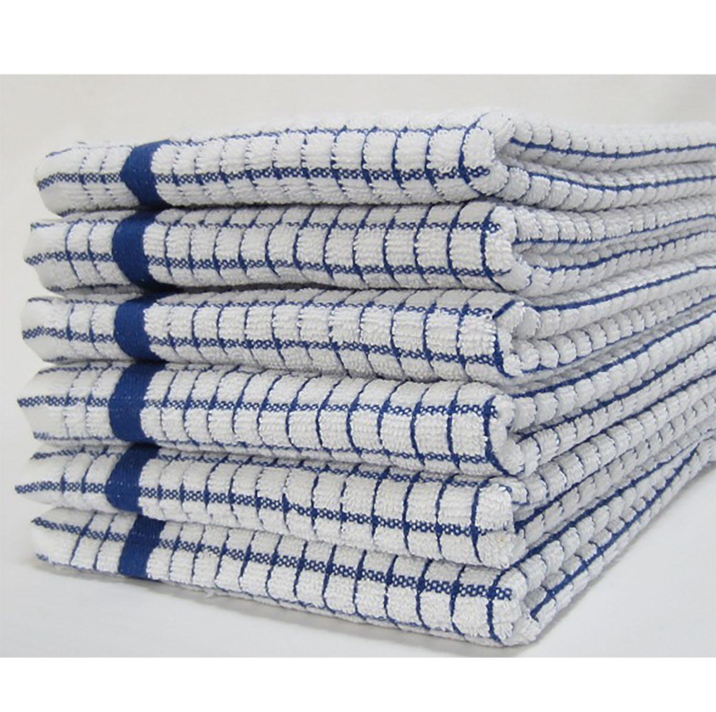 Super Dry Tea Towel - Blue