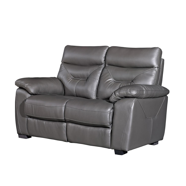 Camo 2 Seater Sofa - Grey