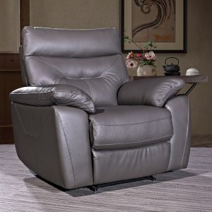 Camo Armchair - Grey