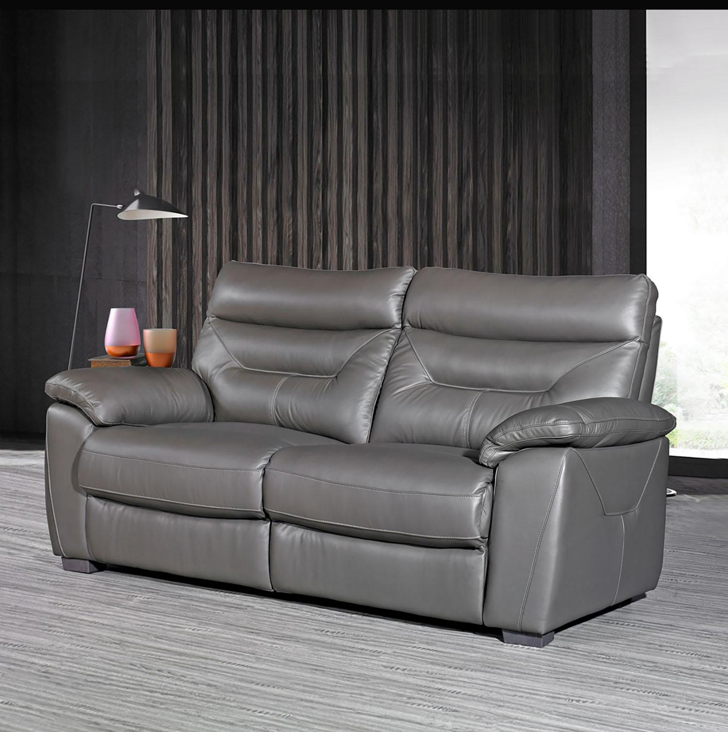 Camo 3 Seater Sofa - Grey