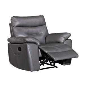 Camo Recliner - Grey