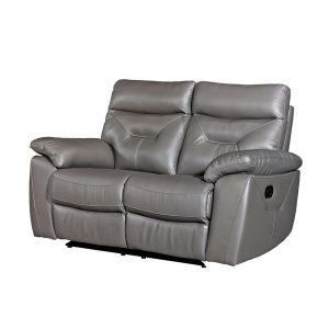 Camo 3 Seater Recliner - Grey