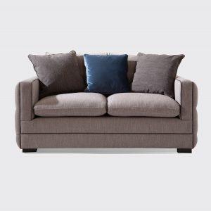Merlin 2 Seater Sofa Grey