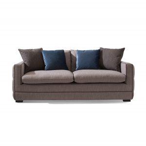 Merlin 3 Seater Sofa - Grey