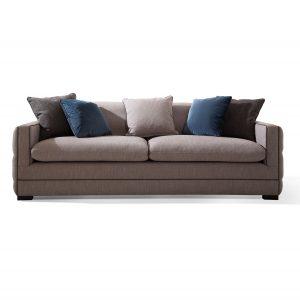 Merlin 4 Seater Sofa - Grey