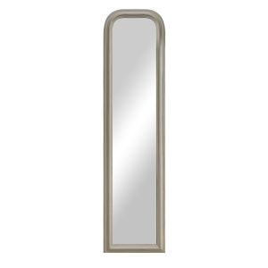 Arched Leaner Mirror- White