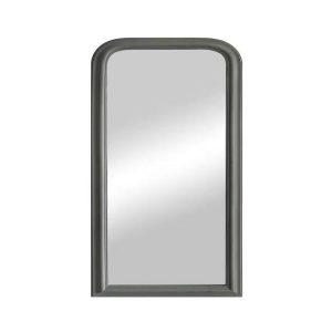 Arched Mirror- Grey