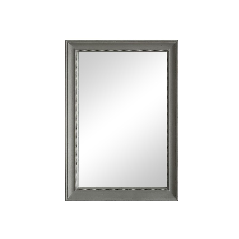 Rectangular Mirror - Grey