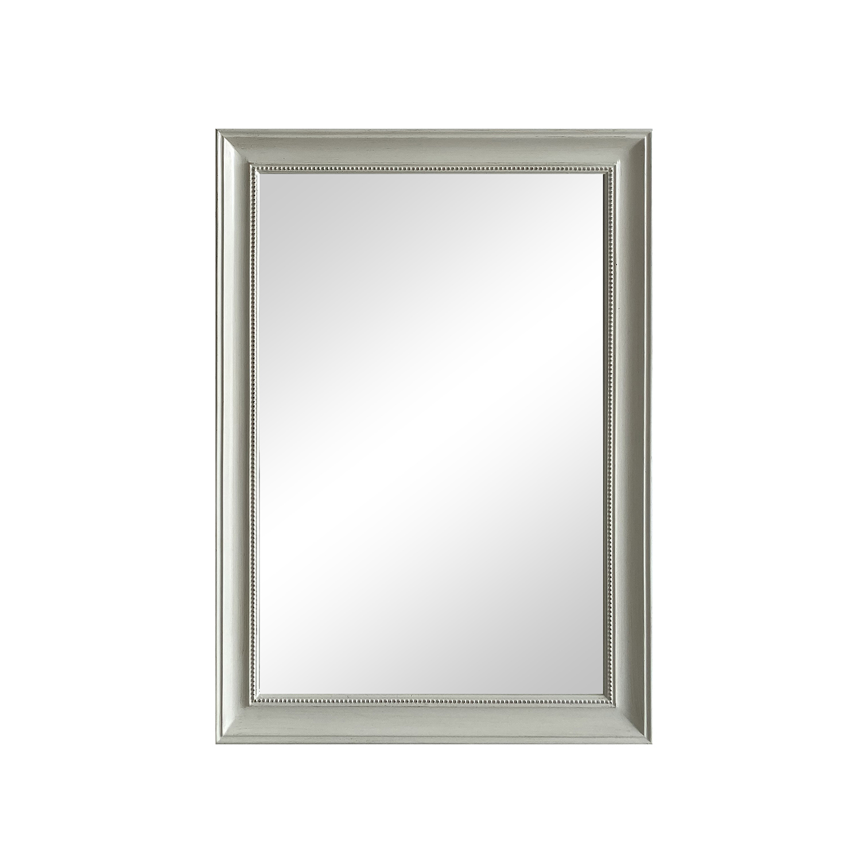 Rectangular Mirror- White