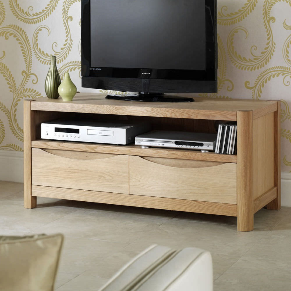 Malmo TV 2 Drawer WN208