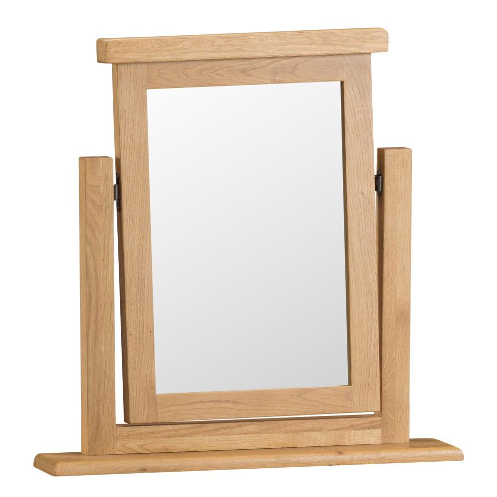 Oakley Rustic Vanity Mirror