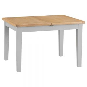 Henley Grey 120-165cm Butterfly Table
