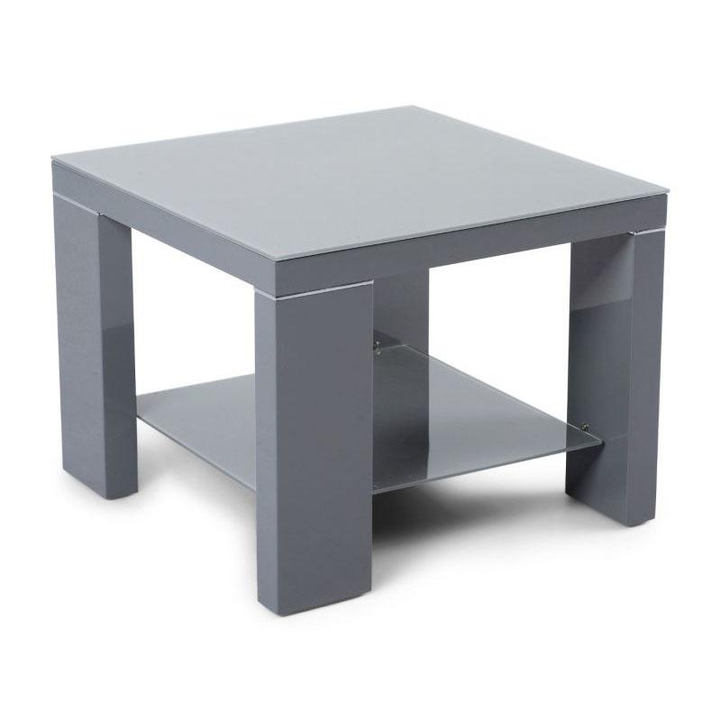Berlin Side Table Dark Grey