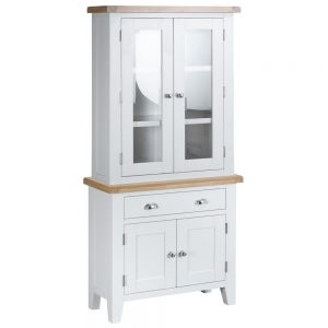 Henley White Small Sideboard and Small Sideboard Top Set