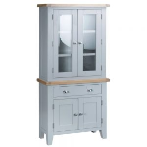 Henley Grey Small Sideboard and Small Sideboard Top Set