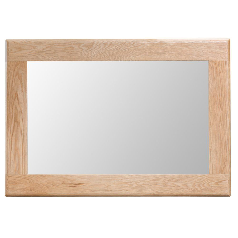 Woodley Small Wall Mirror