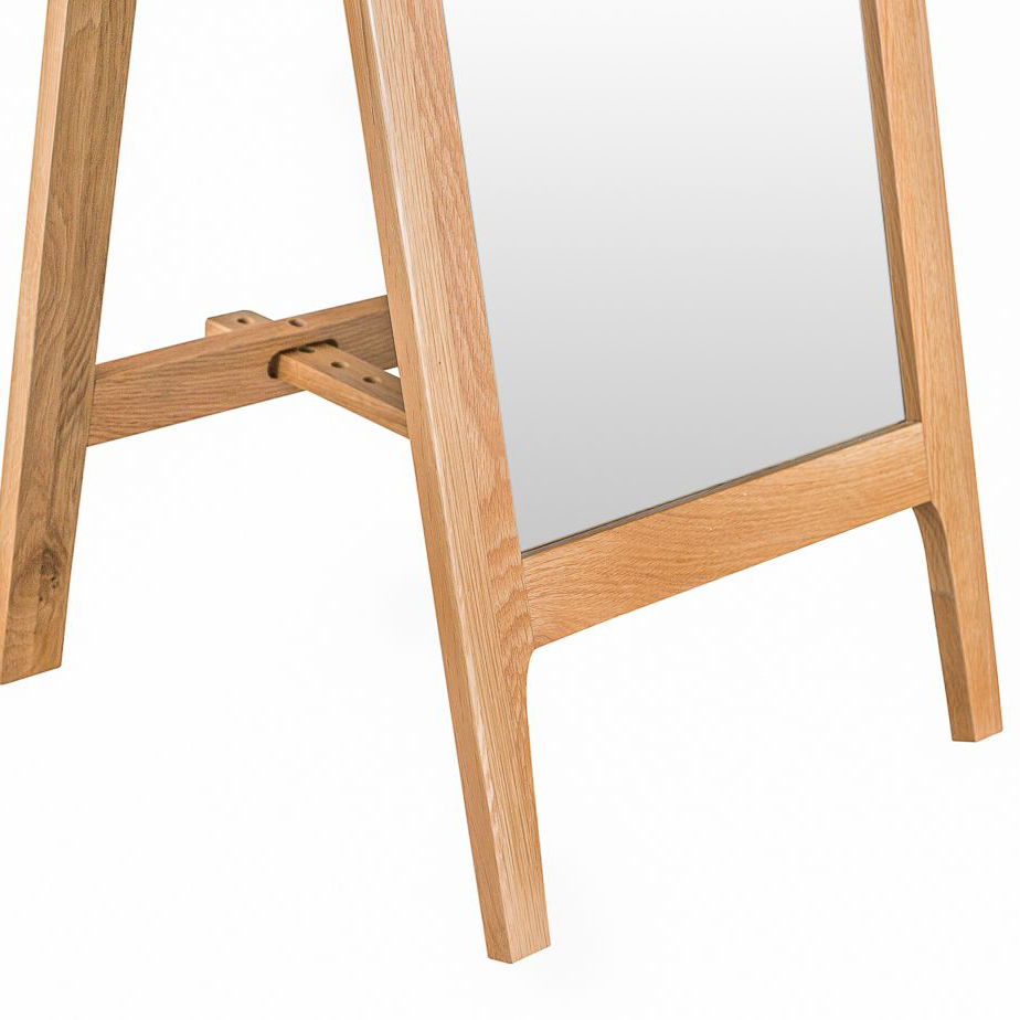 Woodley Cheval Mirror