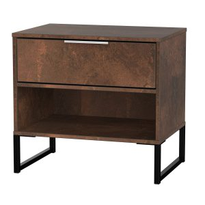 Diego Double 1 Drawer Midi Locker