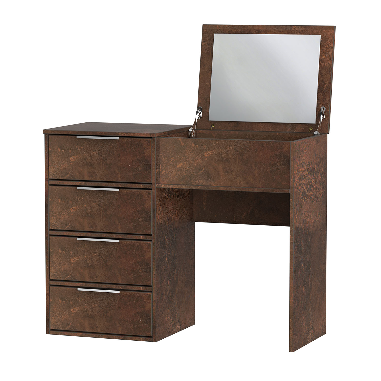 Diego Vanity Unit with Flip Mirror