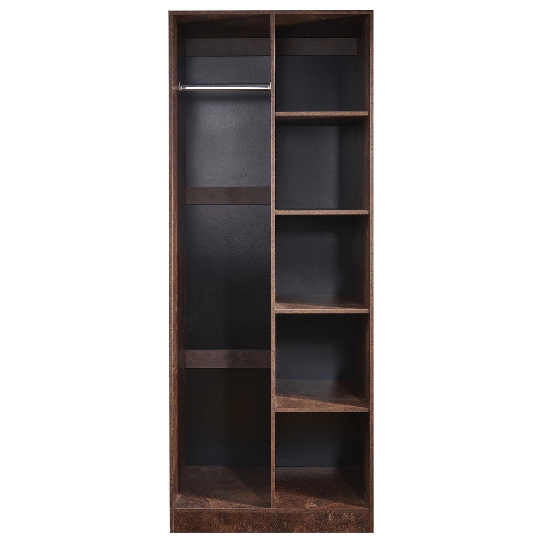 Diego Open Shelf Wardrobe