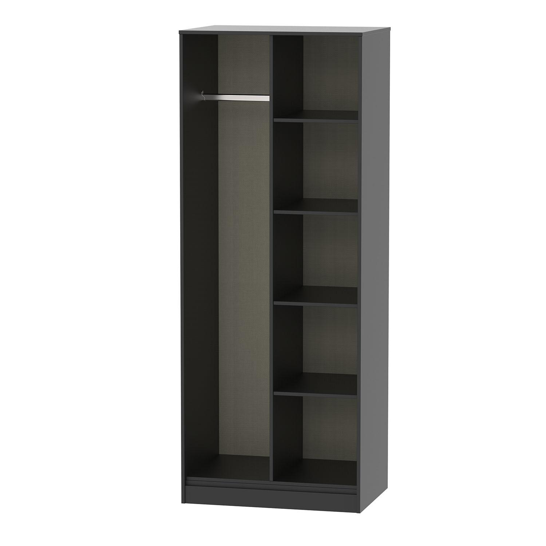 Hong Kong Open Shelf Wardrobe