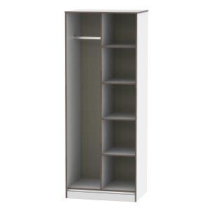 Shanghai Open Shelf Wardrobe