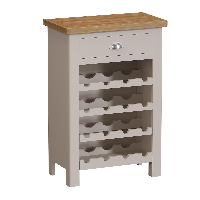 Chiltern Dove Wine Cabinet