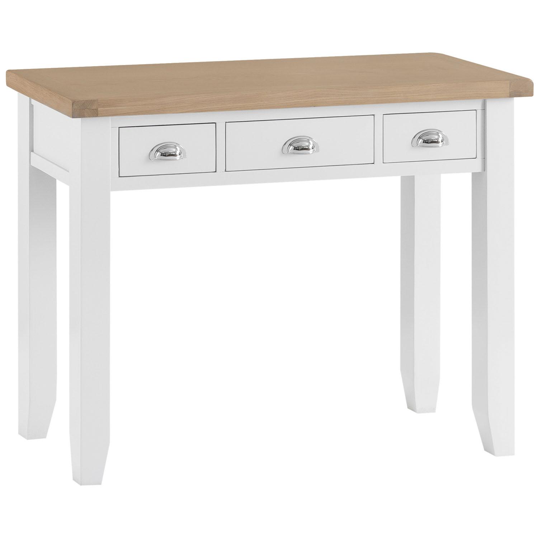Henley White Dressing Table