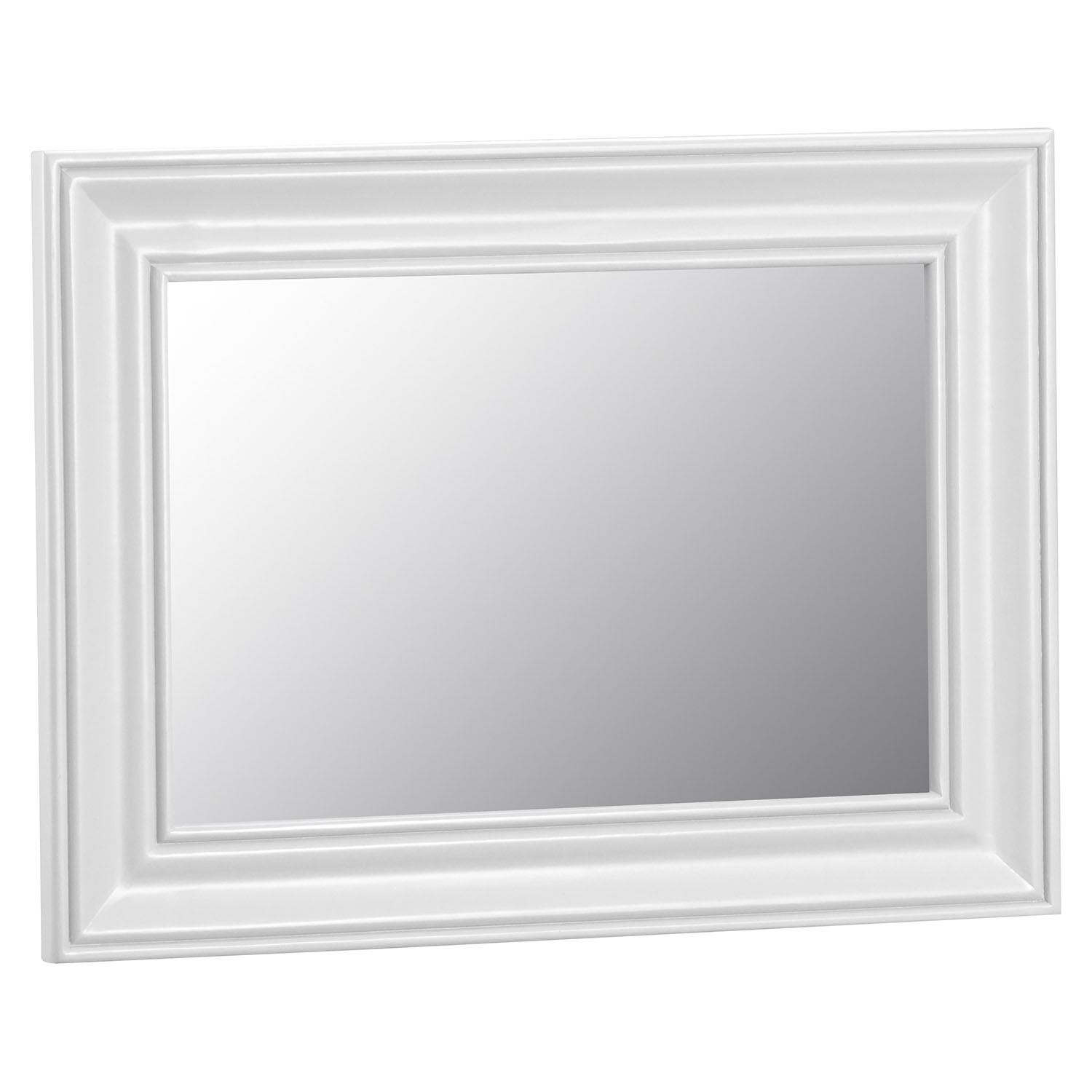 Henley White Small Wall Mirror