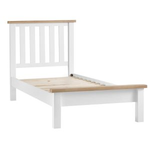 Henley White 90cm Bedstead