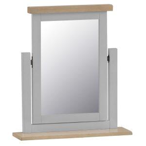 Henley Grey Trinket Mirror