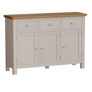 Chiltern Dove 3 Door Sideboard