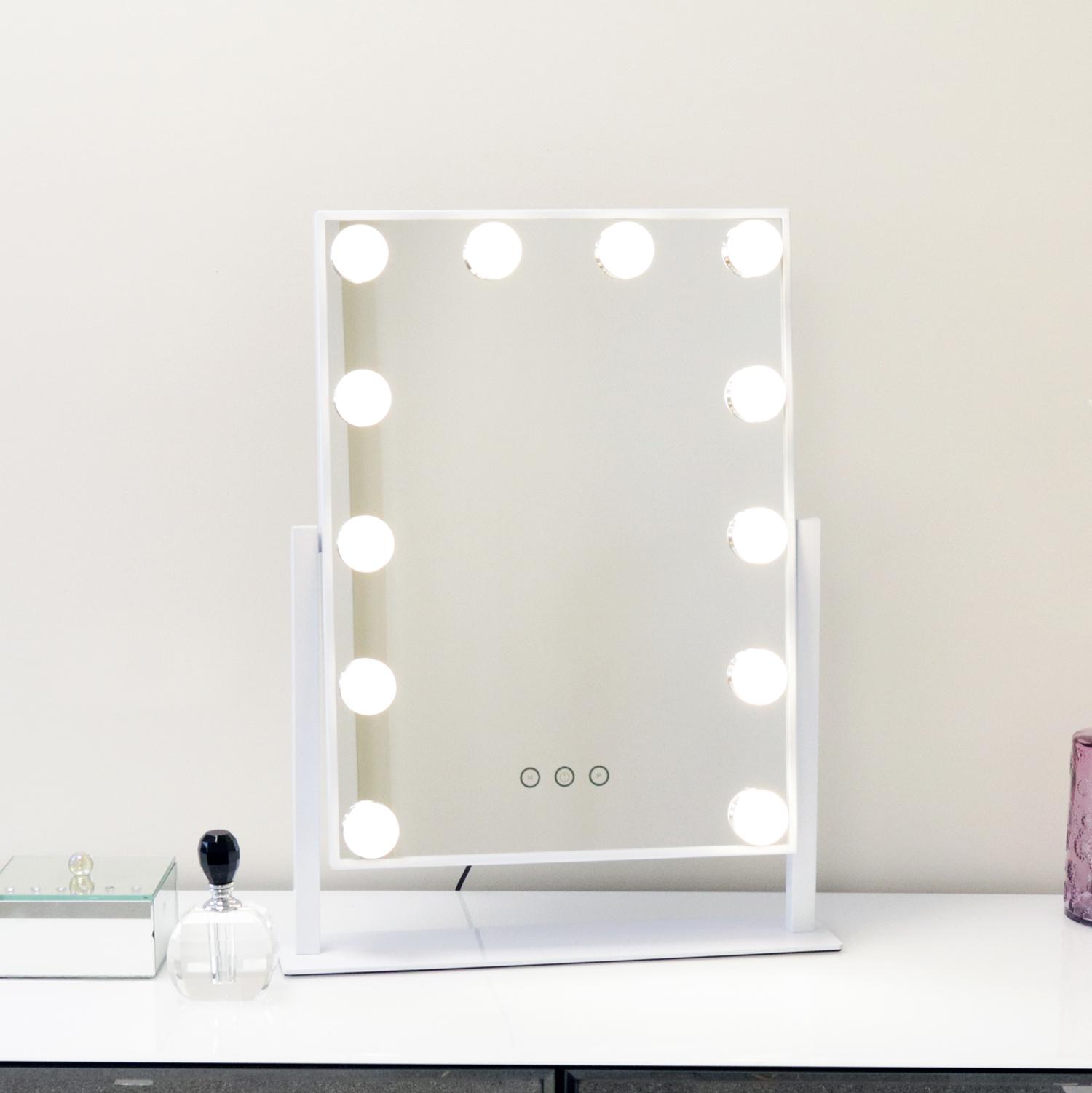 Hollywood Floor Mirror 410mm x 300mm